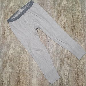 J. CREW MENS THERMAL BOTTOMS SIZE M 32/34